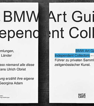 BMW Independent Collectors' Art Guide
